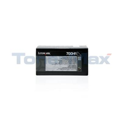 LEXMARK CS410 TONER CARTRIDGE BLACK 4K